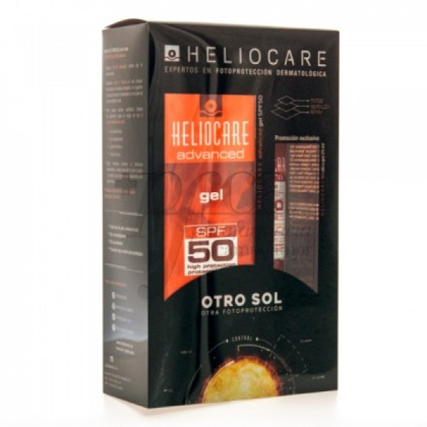 HELIOCARE GEL SPF50 200ML REGALO PROMO