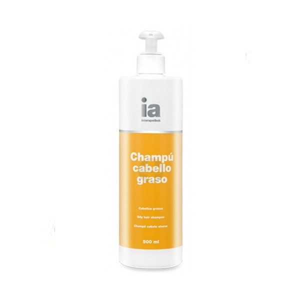 INTERAPOTHEK CHAMPU CABELLO GRASO 500ML