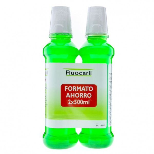 FLUOCARIL COLUTORIO 2X 500ML PROMO